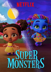 Super Monsters Netflix BR (Brazil)