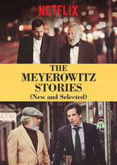 The Meyerowitz Stories (New and Selected) Netflix BR (Brazil)