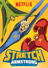 Stretch Armstrong and the Flex Fighters Netflix ES (España)